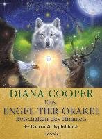 Engel Tier Orakel Botschaften des Himmels Cooper, Diana