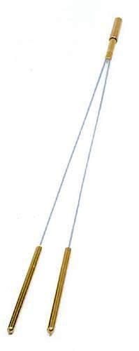 Esoterik-shop-nature-for-you.de-Wünschelrute mit Messinggriff, 42,5 cm