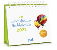 Lebensfreude Tischkalender 2022
