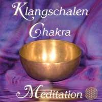 Klangschalen Chakra Meditation 2CDs Sayama