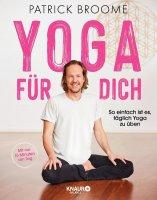 Yoga für dich Broome, Patrick